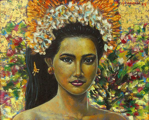 Bali Fine Art Gallery | Purpa Art Gallery Seminyak - Mohammed